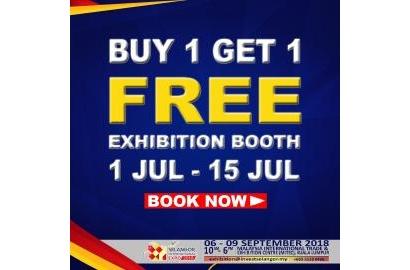 Hội nghị Thượng đỉnh thương mại quốc tế  Selangor International Business Summit 2018 ( 6-16/9/2018)