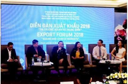 Tìm lối đi riêng vào ASEAN và Trung Quốc