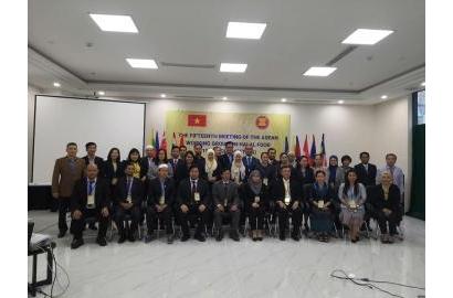 Cuộc họp lần thứ 15 của Nhóm làm việcASEAN về Thực phẩm Halal (Hội nghị AWGHF lần thứ 15)