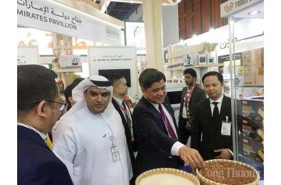 Hội chợ Gulfood Dubai 2020: Đoàn Việt Nam thăng hơn 32 triệu USD