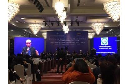 Khai mạc Diễn đàn nhằm khai thông thị trường thực phẩm Halal 1.400 tỷ USD
